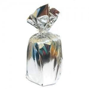 Маленький грузик для шаров Серебро (100 шт.)