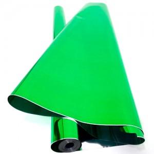 Фольга в рулоне Зеленый