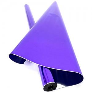 Фольга в рулоне Фиолетовый