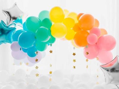 Как выбрать расцветку шариков для праздника?