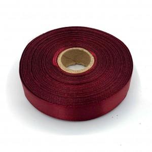 Атласная лента Бордовый 12 мм