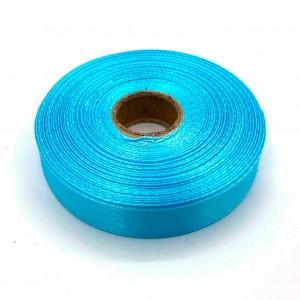 Атласная лента Голубой 12 мм
