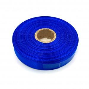 Атласная лента Синий-Электрик 12 мм