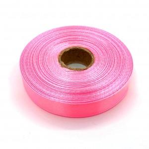 Атласная лента Розовый 12 мм