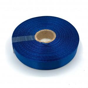 Атласная лента Тёмно-Синий 12 мм