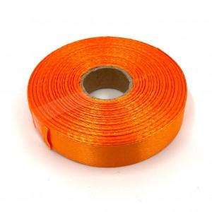 Атласная лента Оранжевый 12 мм