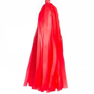 Кисточка тассел Красный (1 шт.)