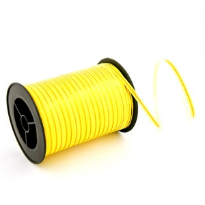 Лента Жёлтая (0,5 см х 250 ярдов)