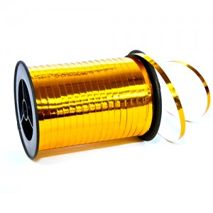 Лента Золото (0,5 см х 250 ярдов)