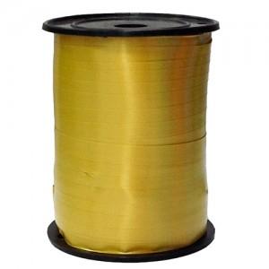 Лента Золото сатин (0,5 см х 330 ярдов)