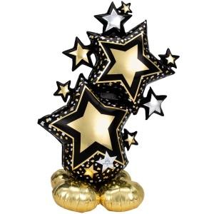 Стоячий шар фигура Голливудские звёзды AirLoonz под воздух (Anagram)