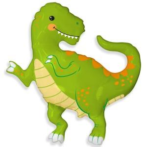 Фольгированный шар фигура Динозаврик (Flexmetal)