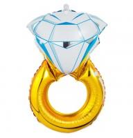 Фольгированный шар фигура Кольцо (Китай)
