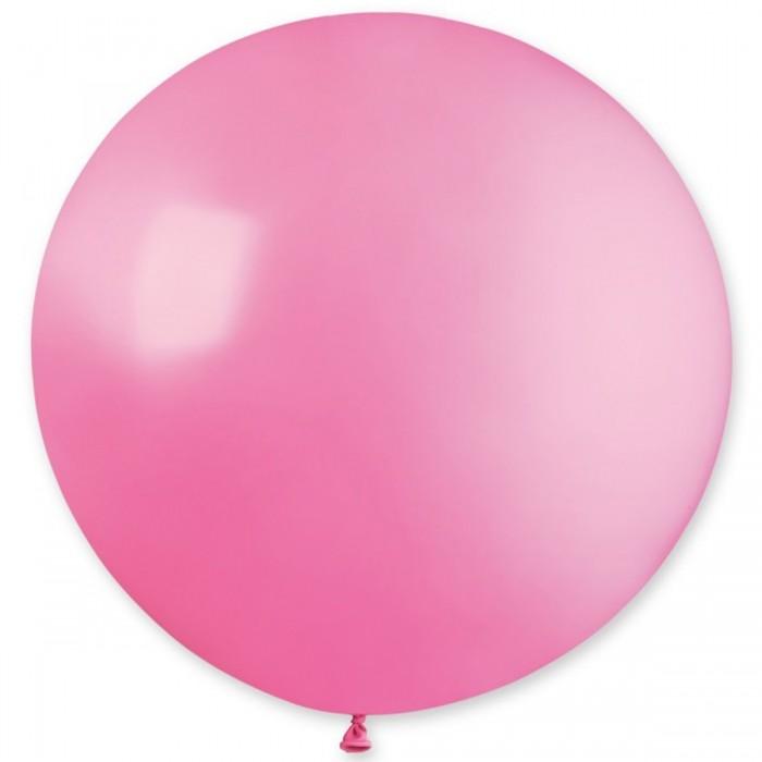 """Латексный шар 18"""" (45 см.) Пастель Розовый #06 (Gemar) (1шт.)"""