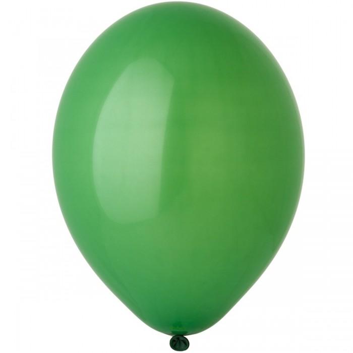 Латексный шар 12″ (30 см.) Пастель Зеленый #011 (Belbal) (50 шт.)