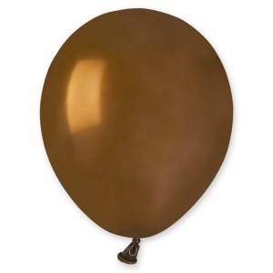Латексный шар 5″ (13 см.) Пастель Коричневый #48 (Gemar) (100 шт.)
