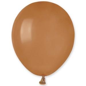 Латексный шар 5″ (13 см.) Пастель Мокко #76 (Gemar) (100 шт.)