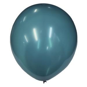 """Латексный шар 12"""" (30 см.) Декоратор AQUAMARINA #063 (M) – (1 шт.)"""