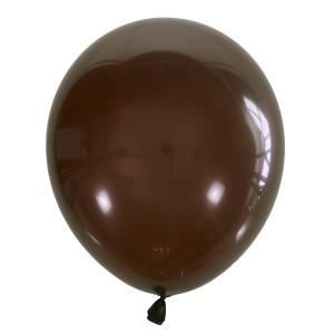 """Латексный шар 12"""" (30 см.) Декоратор BROWN #067 (M)– (1 шт.)"""