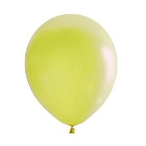 """Латексный шар 12"""" (30 см.) Декоратор APPLE GREEN #399 (M) – (1 шт.)"""