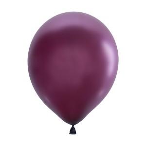"Латексный шар 12"" (30 см.) Металлик BURGUNDY #032 (M) – (100 шт.)"