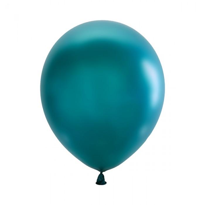 "Латексный шар 12"" (30 см.) Металлик GREEN TEAL #029 (M) – (1 шт.)"