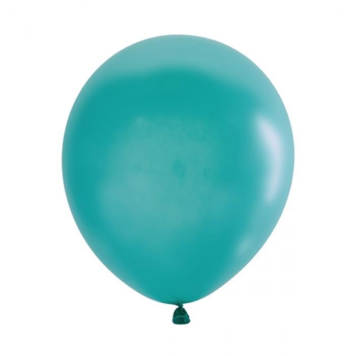 """Латексный шар 12"""" (30 см.) Пастель LIGHT GREEN #008 (M) – (1 шт.)"""