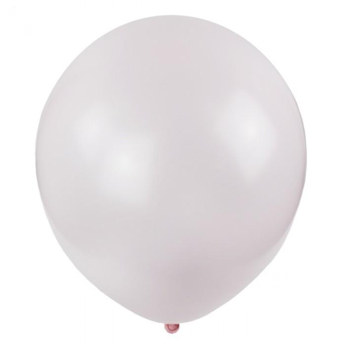 """Латексный шар 12"""" (30 см.) Пастель Macaroon STRAWBERRY #084 (M) – (1 шт.)"""