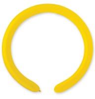 Латексный шар ШДМ 260-2/02 Пастель Желтый (Gemar) (100 шт.)
