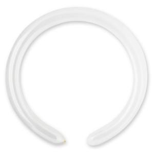 Латексный шар ШДМ 260-2/00 Кристалл Прозрачный (Gemar) (100 шт.)